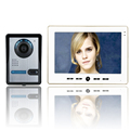 FREE SHIPPING 10 Inch Video Door Phone Doorbell Intercom Kit 1 camera 1 monitor Night Vision