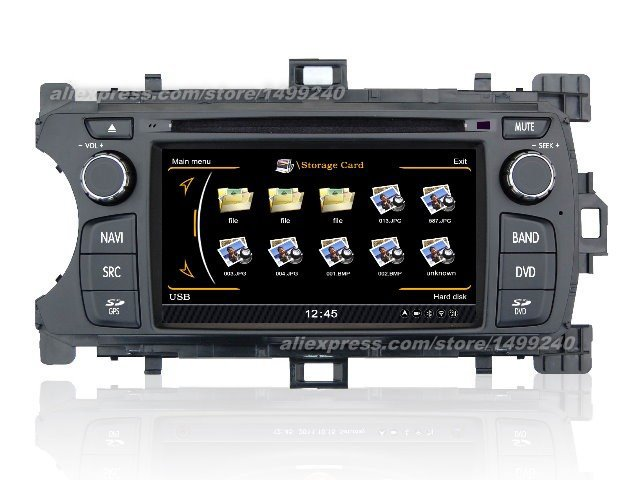 For Toyota Echo 2012~2013 - Car GPS Navigation System + Radio TV DVD iPod BT 3G WIFI HD Screen Multimedia System(China (Mainland))