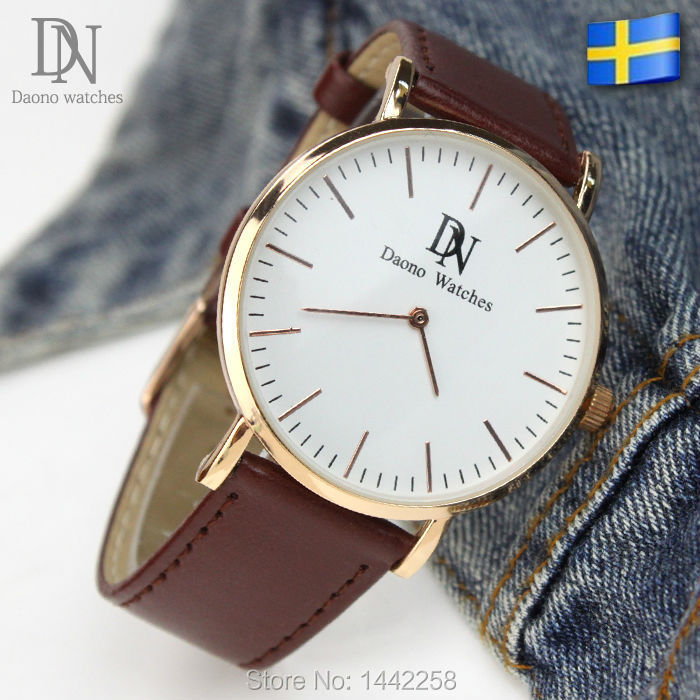2015 Top Brand Luxury Style Daono Watch DN Watch For Men Women Nylon Strap Military Strap Quartz Wristwatch Clock Reloj hombre(China (Mainland))
