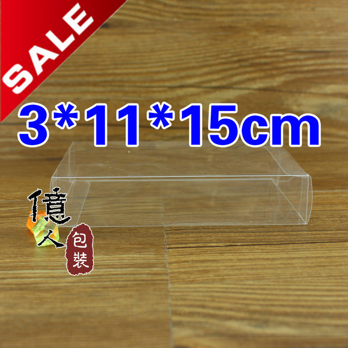 3*11*15cm / clear boxes / cake box and packaging / sandwich packing / gifts & crafts / cases & display / 100 % guarantee