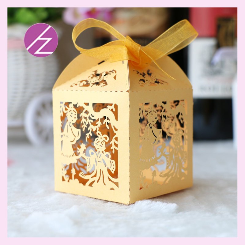 Free shipping wedding decorations supply chocolate box manufacturer in use made in China good quality and competitive price(China (Mainland))