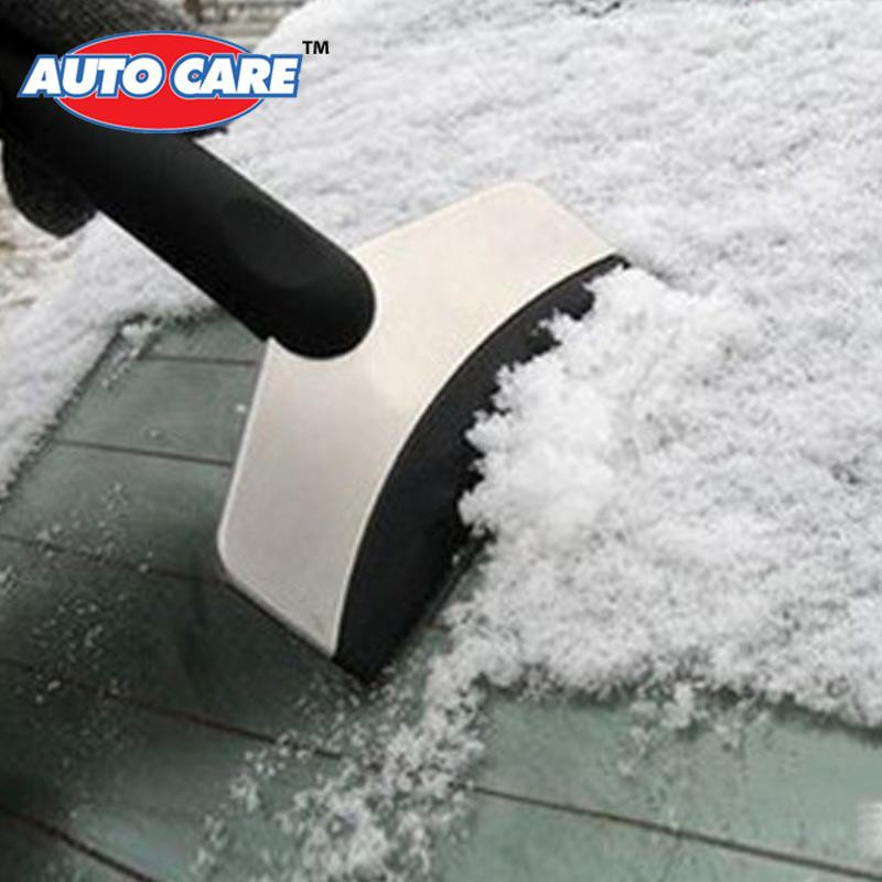 Авто уход мини-авто снег лед лопата скребок для удаления чистый инструмент черный 21111
