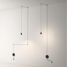 2015 latest design chandelier Restaurant modern living room chandeliers corridor aisle dining room study light Art Deco(China (Mainland))
