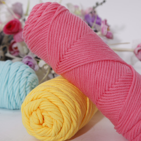Cheap Yarn : Wholesale Lots Soft Bamboo Crochet Cotton Knitting Yarn Baby Yarn ...