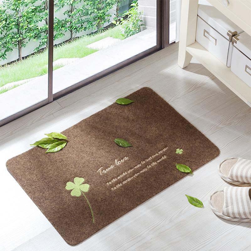 Machine washable door mats doormat mat living room bedroom Machine washable rugs for living room