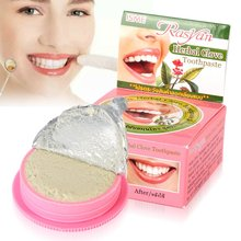 Herbal Toothpaste Dentifrice Herb Teeth Whitening Natural Amazing Thai toothpaste Strong Formula Teeth Whitening Tooth Powder H7(China (Mainland))