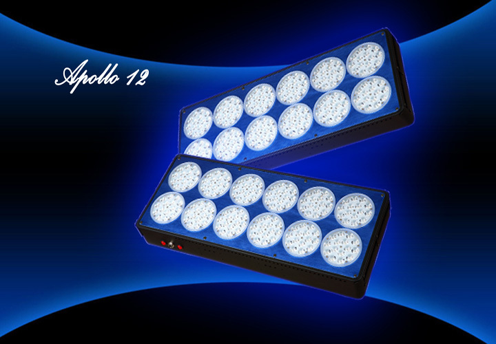 High Power Full Spectrum 540w Apollo LED Grow Light With Cool NEW Model For hydroponics and flowering plants(China (Mainland))
