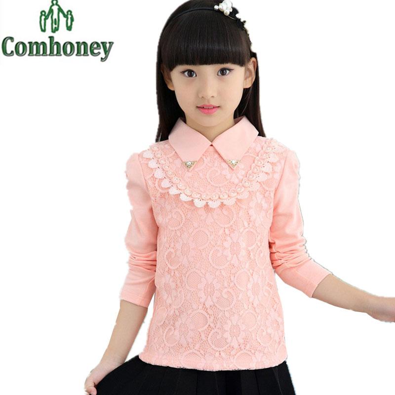 Блузки Для Девочек Модные