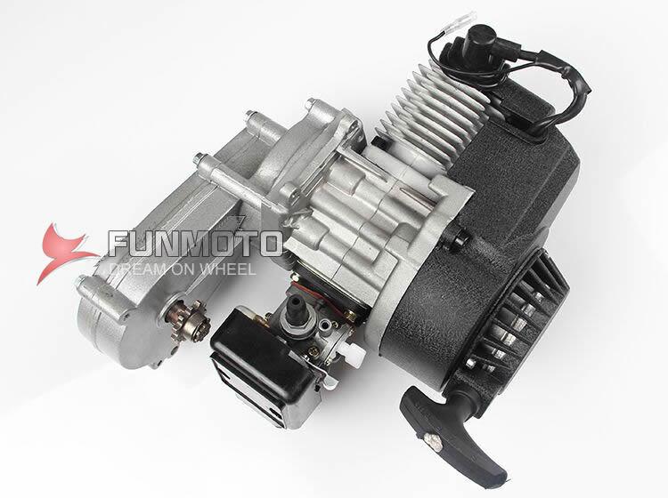 49cc engine with gearbox of mini dirt bike off road bike for kids moto brand name