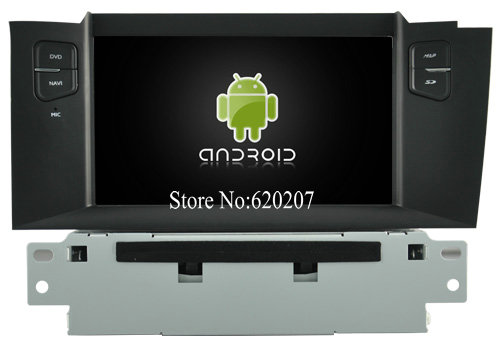 S160 Android 4.4.4 CAR GPS DVD player FOR CITROEN C4L/DS4 car audio stereo Multimedia Quad-Core  -  AGOGO ELECTRONICS CO.,LTD store