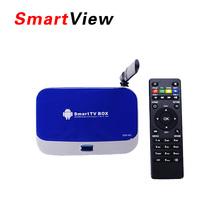 D'origine CS918II Android TV Box RK3288 Quad Core IPTV Smart TV XBMC 1.8 GHz 2G/16G HDMI H.265 2.4G/5 GHz Double WiFi OTG