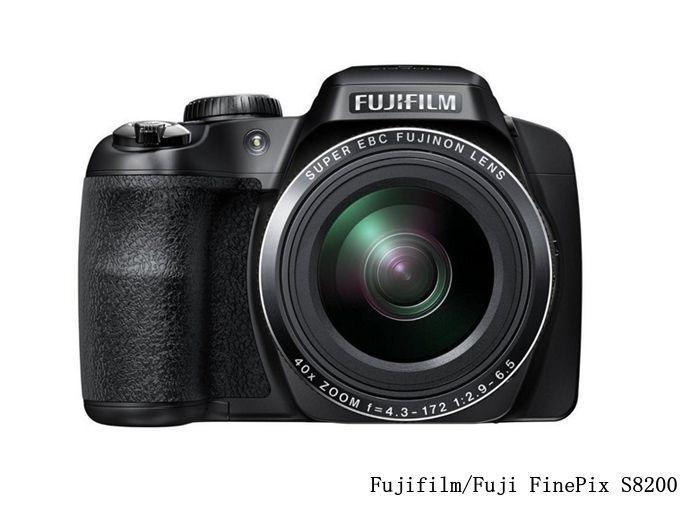 Fujifilm FinePix S1/S8200 SLR digital camera 40 optical zoom 16.2 million pixel CMOS sensor HD video 1080p 3.0-inch LCD screen(China (Mainland))