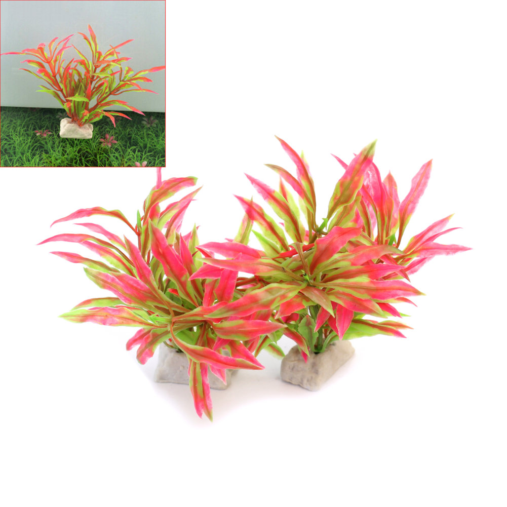 Popular fish pond plant buy cheap fish pond plant lots for Artificial fish pond plants