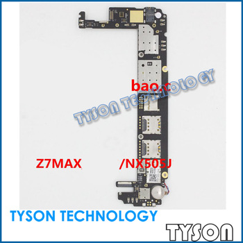 Motherboard for ZTE Nubia Z7max NX505J Mainboard Circuit board Free Shipping
