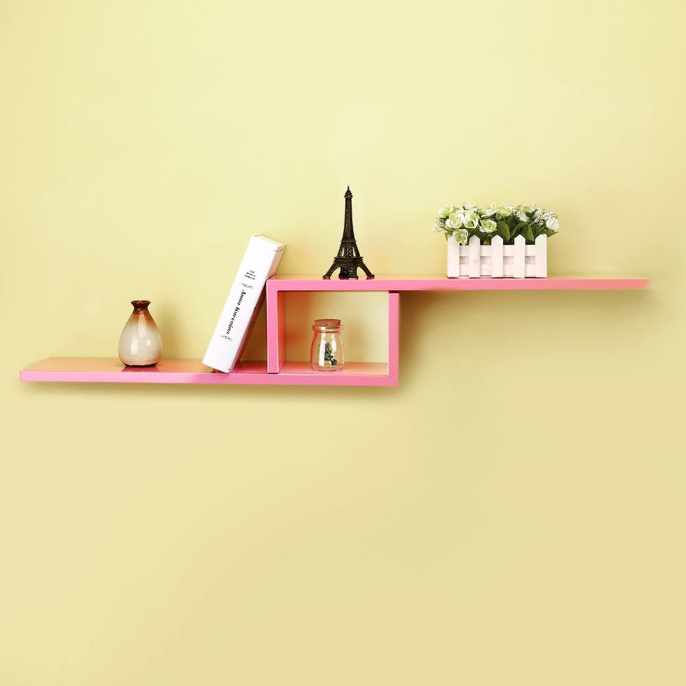 Popular book display shelf buy cheap book display shelf for Cd mural wall display