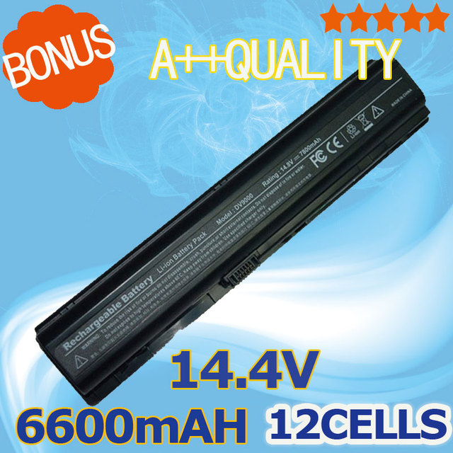 14.4V Laptop Battery For HP Pavilion dv9500z dv9500 dv9295eu dv9255eu dv9220us dv9299ea dv9060ea dv9040ea dv9010ca dv9005xx