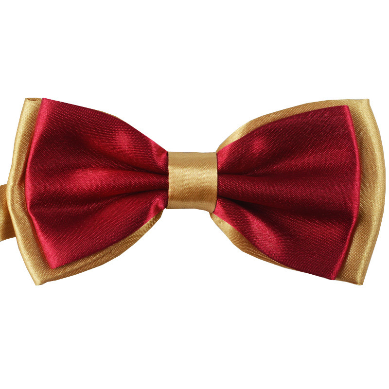 Polyester Tie Wedding Bow Tie More Colors Bow Tie Mens Pure Plain Bowtie Brand Accessories Fashion Form Suits Bow Tie For Party(China (Mainland))