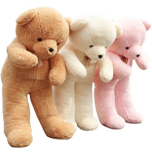 Gift plush toy doll giant panda cloth doll baby bear60cm(China (Mainland))