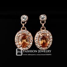 Серьги  от ZOEVON Jewelry для Женщины, материал Цирконий артикул 1889080207