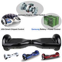 Avec Samsung batterie intelligent Balance 2 roues debout Scooter électrique équilibrage Monorover Hoverboard monocycle deux roues(China (Mainland))