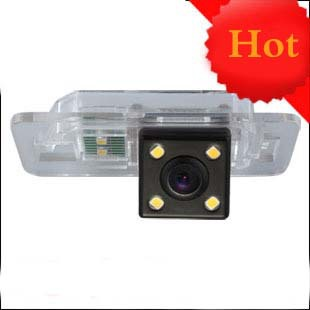 Free shipping.Waterproof 170 Night Vision Color Car Rear View Back Up Camera for BMW E39 E46(China (Mainland))