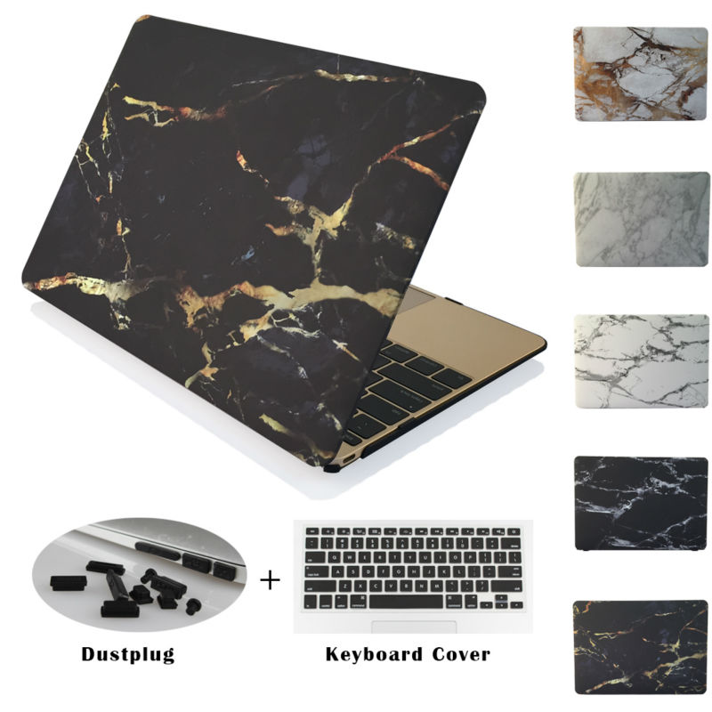 marble grain Water stick shell NEW Case for Macbook retina 12 inch Hard case for Air 11 13 Pro with retina 13 15 inch +2 GIFT<br><br>Aliexpress