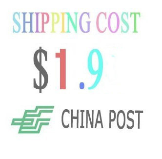 Min order less than 10$ freight cost 1.9$,if your order less than 10$ pls click here