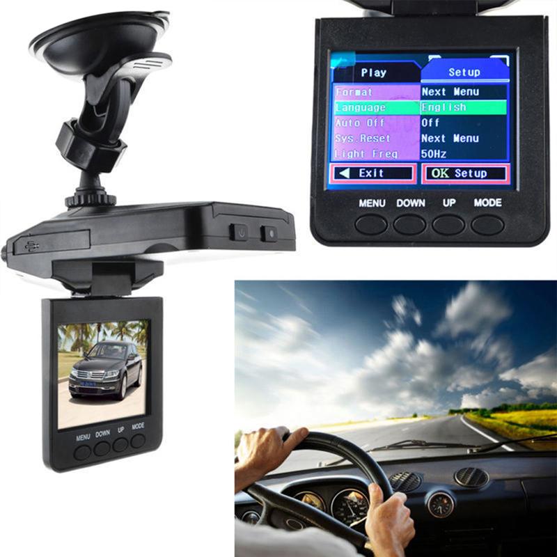 R1B1 6LED 2.5 Car DVR Vehicle Camera Video Recorder Dash Cam 270 IRSS Free Shipping<br><br>Aliexpress