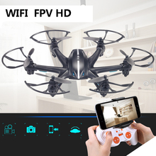 MJX X800 professional drones WIFI FPV quadcopter with camera 2.4G 4CH RC FPV WIFI drone with camera HD flying camera helicopter