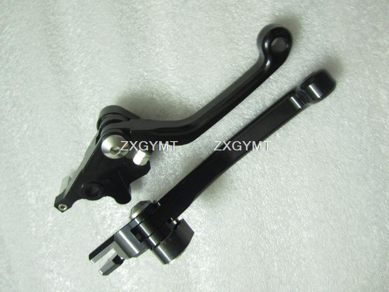 Scrambling Motorcycle Hand Lever Mx fit KTM 500 Exc / Xc - W 07 - 13 450 Sx - F 2013 505xc - F 2008(China (Mainland))