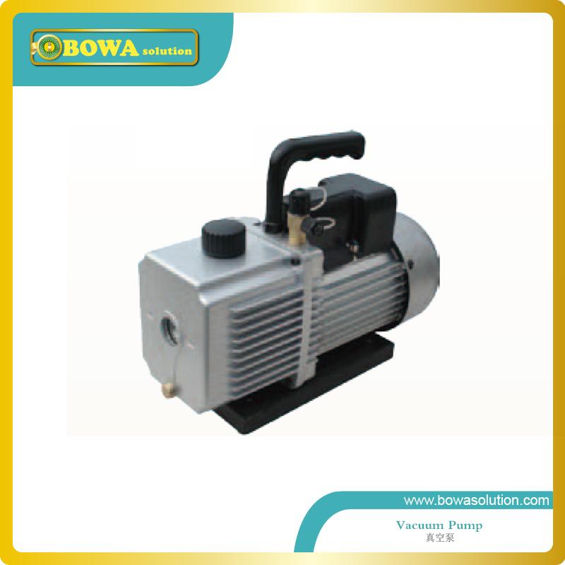 2 stages rotary van vaccuum pump designed for charging constant temperature machine(China (Mainland))