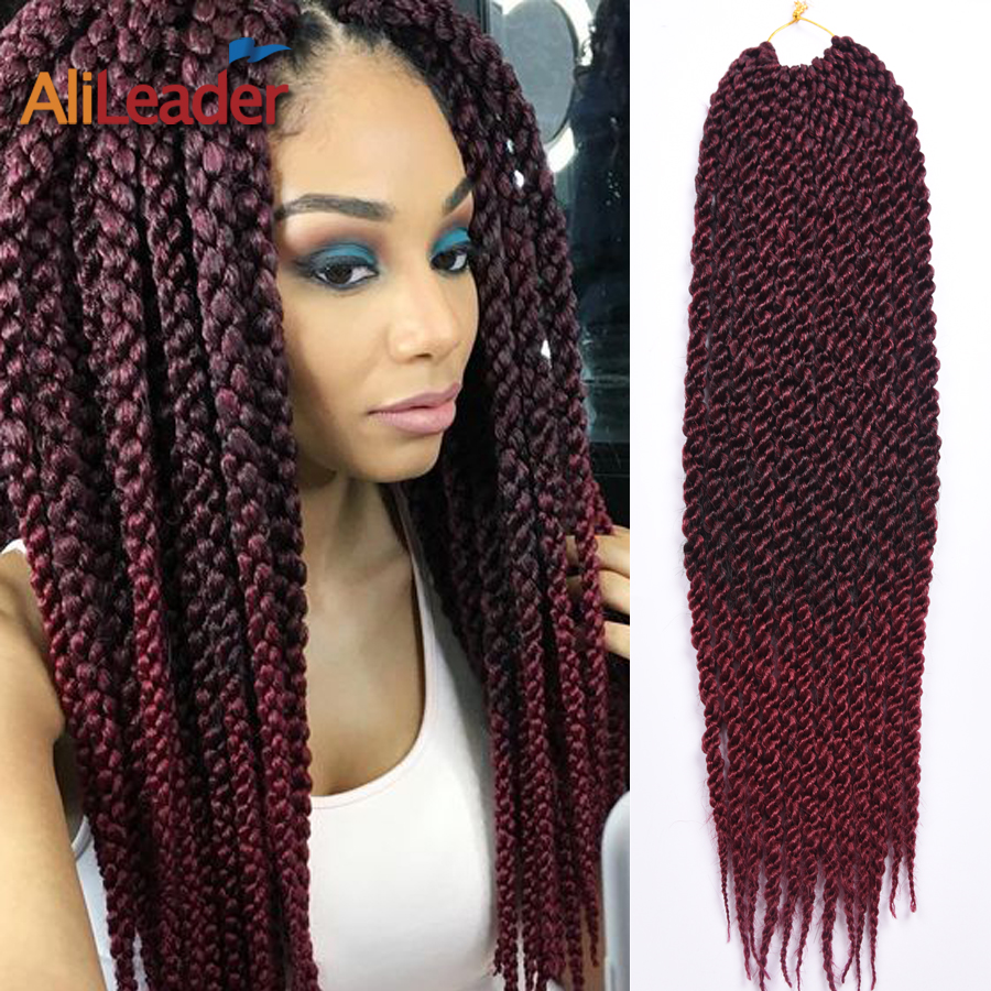 Aliexpress.com : Buy Crochet Braids Hair Omber Burg Purple Silver 22 ...