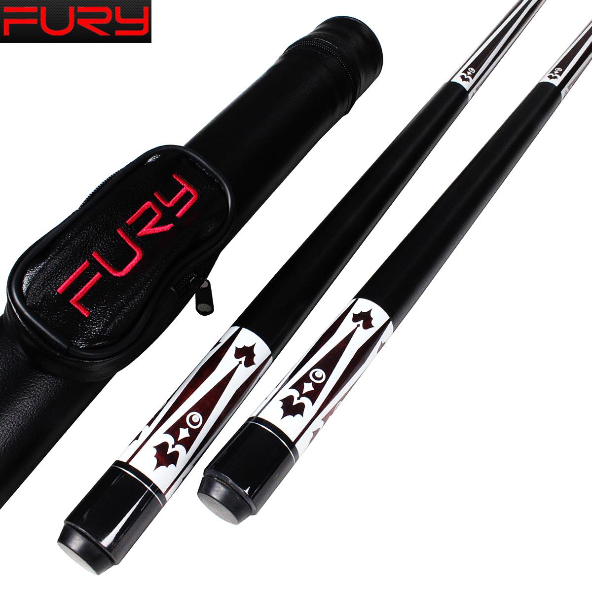 Bucket american fury snooker ball rod 16 googlers rod black 8 snooker pole(China (Mainland))
