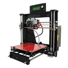 Professional DIY Unassembled Geeetech I3 Pro C Dual Extruder 3D Printer Kit Support 5 Filament Apr23