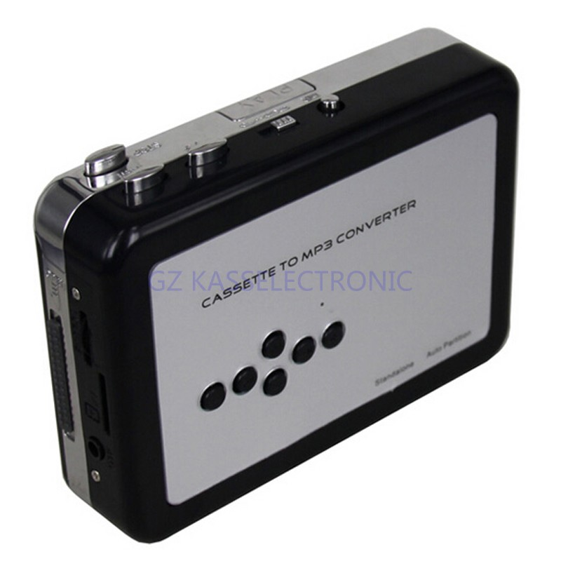 2016 new TF cassette converter,convert cassette tape to MP3 in TF Card directly, no PC required,Free shipping(China (Mainland))