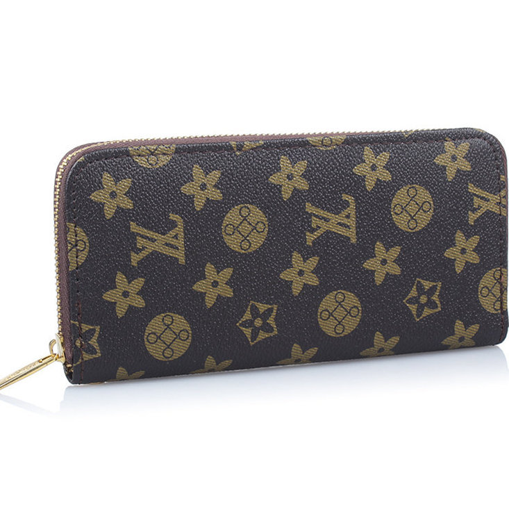 Woman Colorful PU Leather Long Fashion Wallets Purses Female Womens Wallet Famous Brand Women Clutch Portefeuille Femme gw0156(China (Mainland))