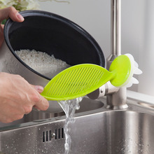 High Quality Rice Washing Device Kitchen Creative Cooking Tool Kithen Accessories