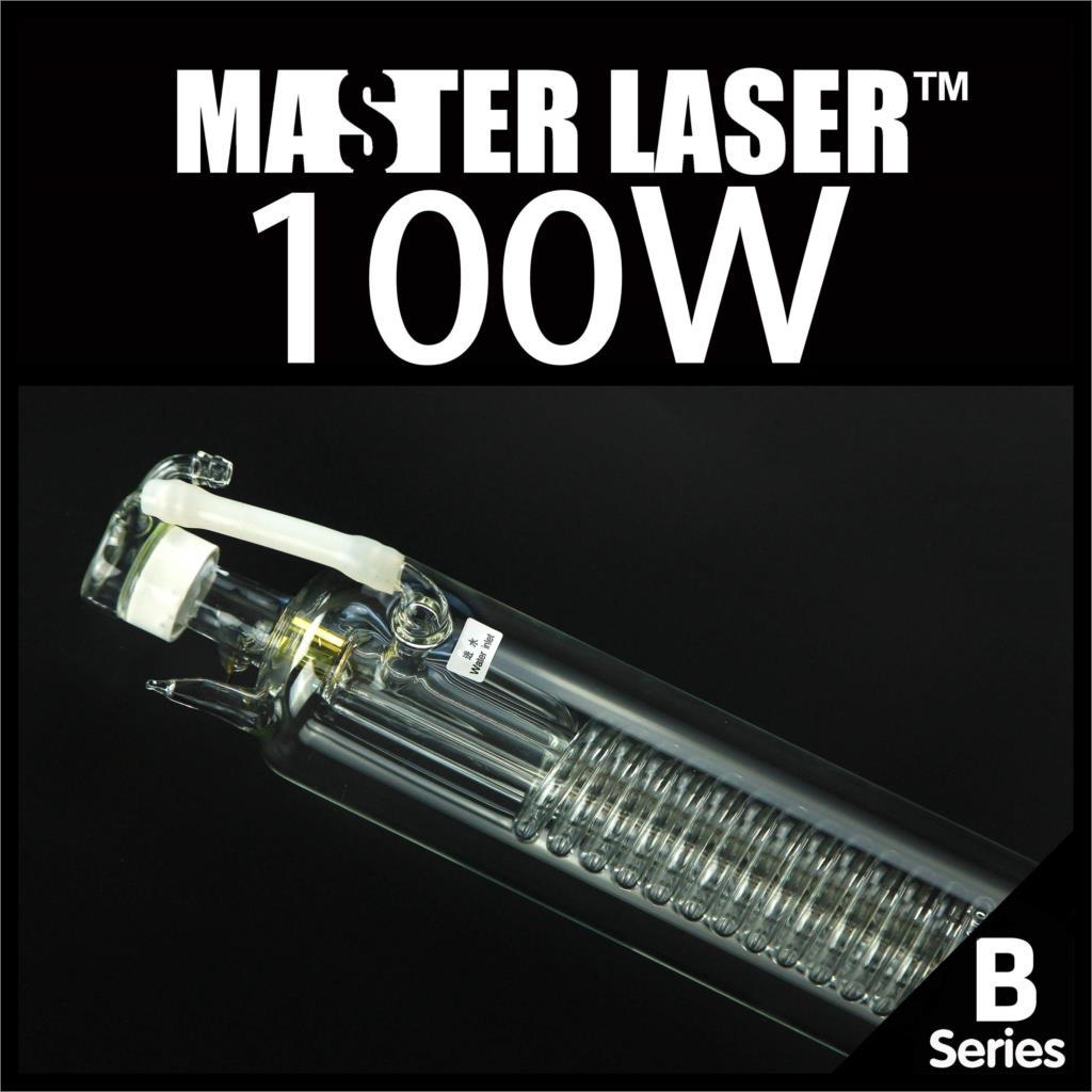 Quality 100watt Length 1450mm Dia80mm Lifetime 6000hr CO2 Laser Tube(China (Mainland))