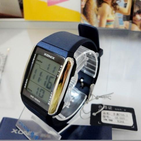 Fashion submersible digital watch multifunctional running sports mens watch famous brand wristwatch 50-100m waterproof watches