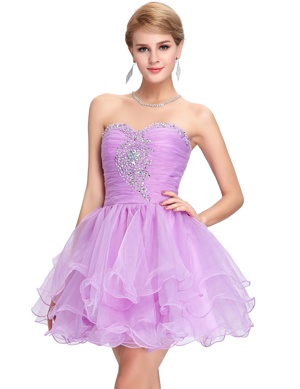Short Evening Dresses Aliexpress - Eligent Prom Dresses