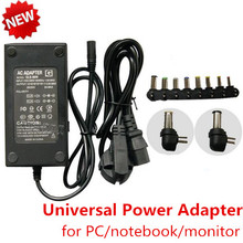 High Quality 2016 NEW 96W Power Adapter Universal PC Laptop Notebook AC Charger Power Adapter For Computer Laptop Monitor(China (Mainland))
