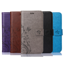 Buy Luxury Retro Flip Case iPhone 4 4S PU Leather + Soft Silicon Wallet Stand Cover iPhone 4S Case phone Coque Fundas for $1.39 in AliExpress store