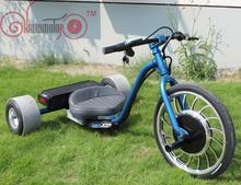 2015 48V 500W Electric Drifting Trike with 14AH Li-ion Battery(China (Mainland))