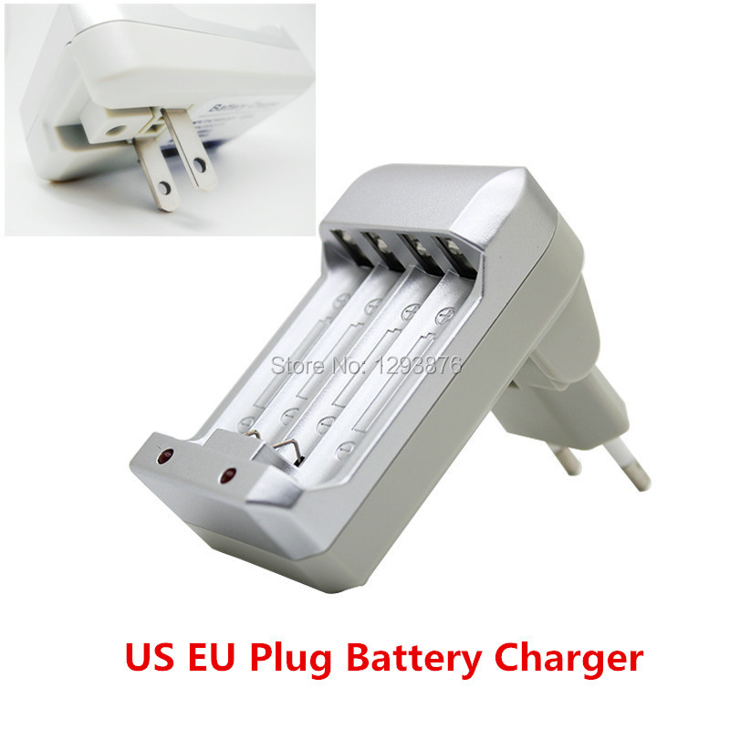 High Quality AA AAA Battery Charger Multifunctional Ni-MH/Ni-Cd Rechargeable Battery Charger 4 Ports BTY Charger US EU Plug(China (Mainland))
