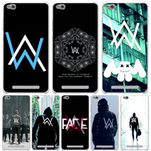 Alan Walker Hard Case Meizu M3 Note M2 Mini & Redmi 3 Pro 2 3S 2A - Mix Phone Technology Co.,Ltd store