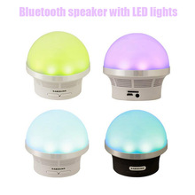 2016 New Style consumer electronics products shenzhen Bluetooth speaker with LED lights SARDINE A3 High Quality