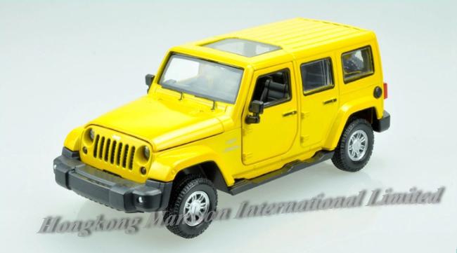 132 Car Model For Jeep Wrangler (1)