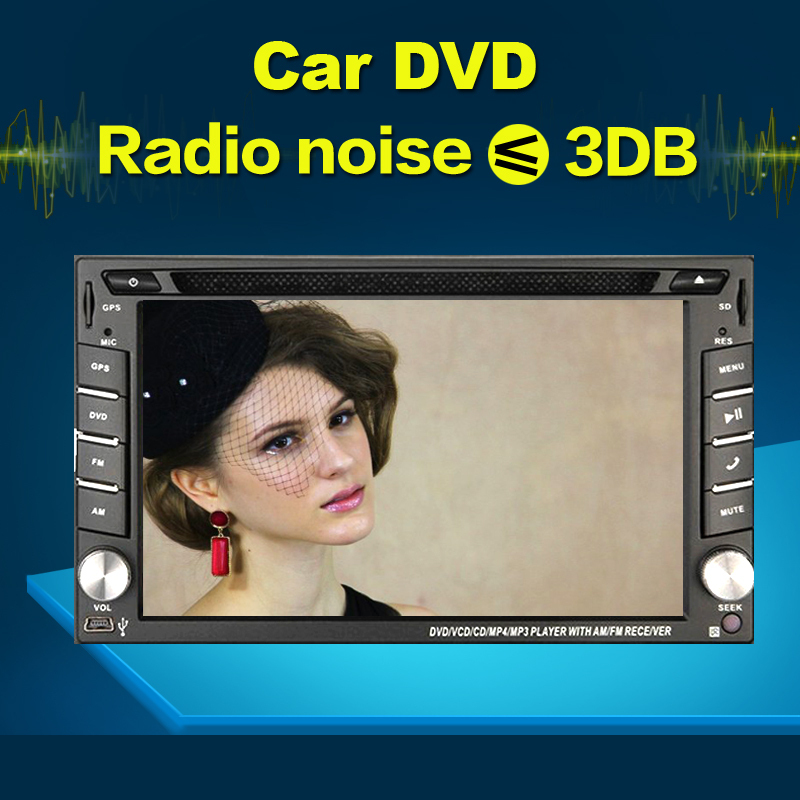 2016 new 2 DIN Car DVD GPS Player Double Radio Stereo In Dash MP3 Head Unit CD Camera parking 2DIN HD TV Radio Video Audio(China (Mainland))