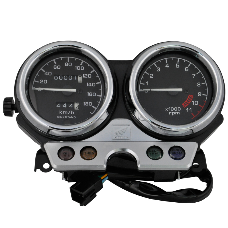 Motorcycle Gauges Cluster Speedometer CB750 1993 1994 1995 CB 750 93 94 95 Tachometer Odometer NEW  -  Motorbike parts store