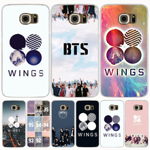 Buy BTS Bangtan Wings album phone case cover Samsung Galaxy A3 A310 A5 A510 A7 A8 A9 2016 2017 A320 A520 A720 for $1.49 in AliExpress store